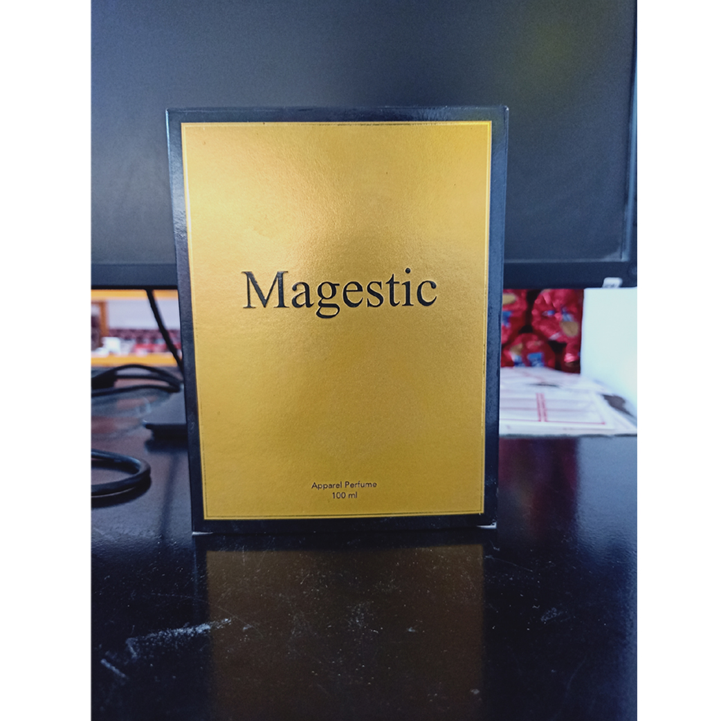 S AND P MAGESTIC 100 ML